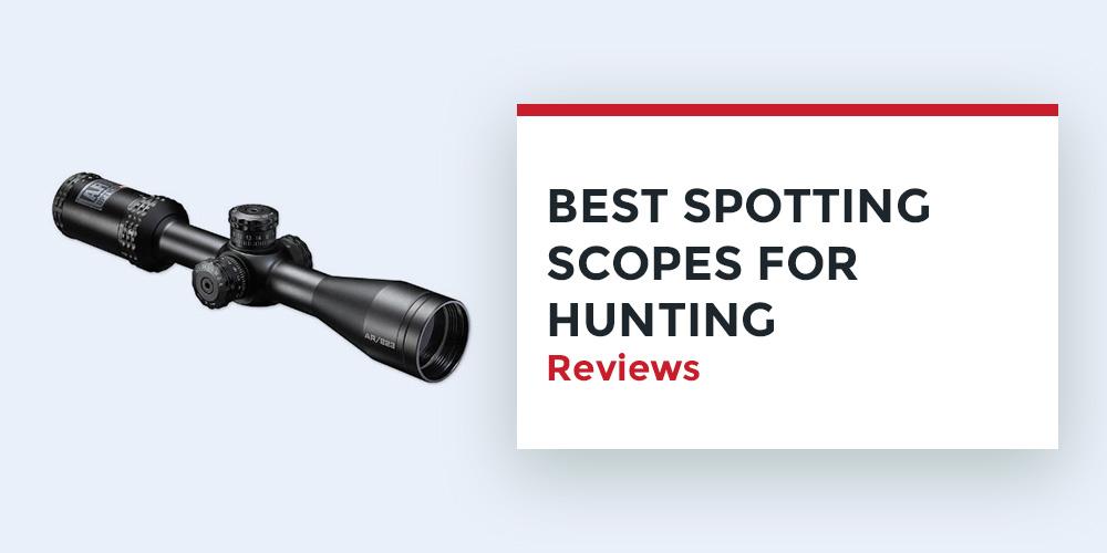 Best-Spotting-Scopes-For-Hunting