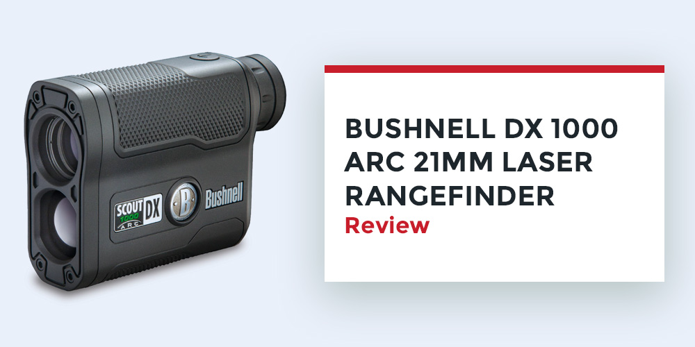 Bushnell-DX-1000-ARC-21mm-Laser-Rangefinder