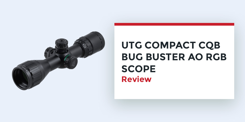 UTG-3-9-32-Compact-CQB-Bug-Buster-AO-RGB-Scope
