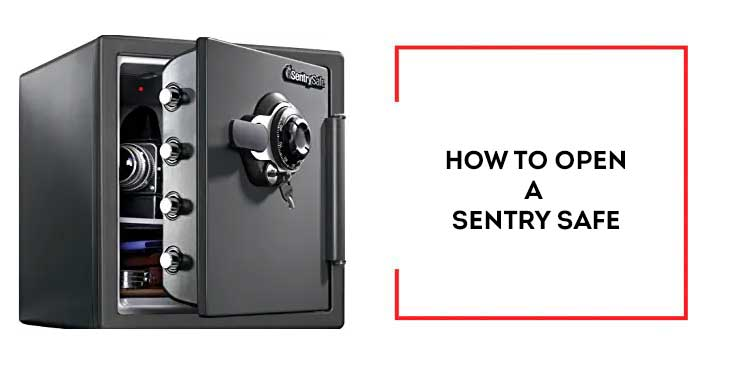 How-to-open-a-sentry-safe