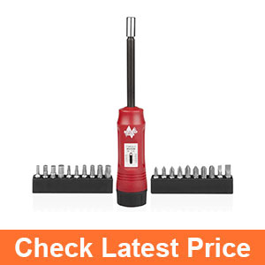 Best torque wrench screwdriver