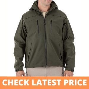 5.11 Tactical Sabre 2.0 Waterproof Jacket Review