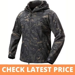 ReFire Gear Men's Soft Shell Military Tactical Jacket Review