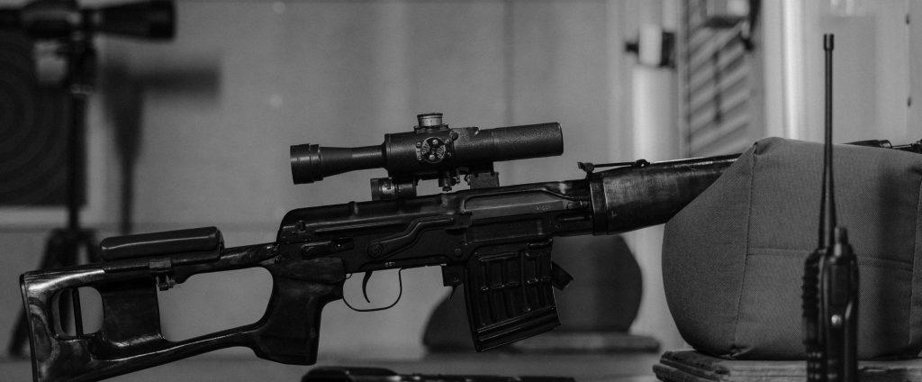 Zero Rifle Scope